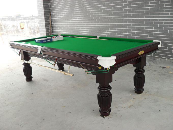 aqa—206型美式国际标准比赛桌球台图片